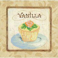 Схема ванильный кекс