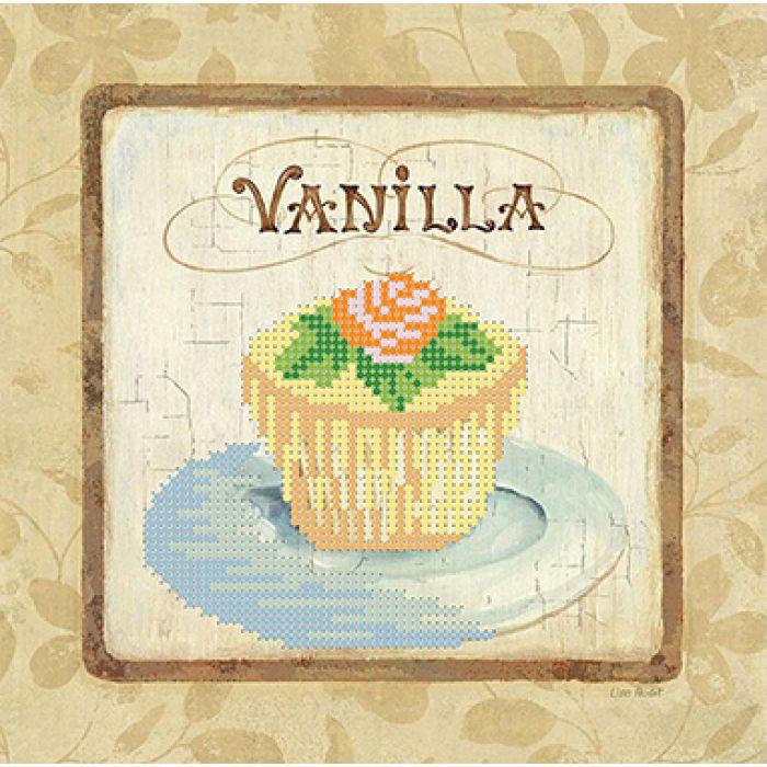 Схема ванильный кекс для скрапбукинга