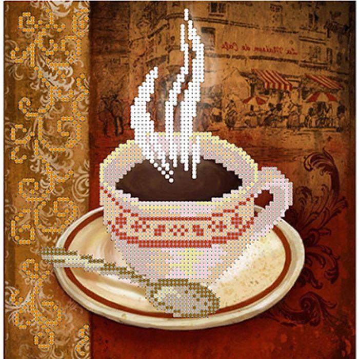 Набор утренний кофе для скрапбукинга