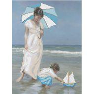 Набор мама и море
