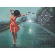 Набор летний дождь