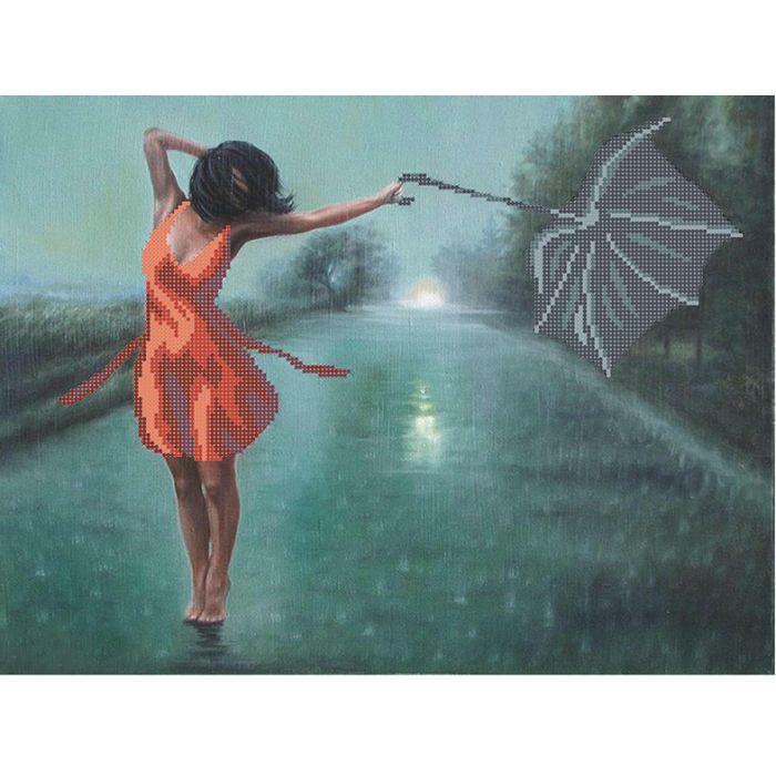 Набор летний дождь для скрапбукинга