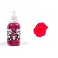 Алкогольные чернила Рубиновая брошь