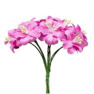 Букетик цветов розовый