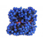 Букетик ягод синих в сахаре