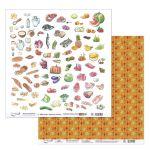 Бумага 7, коллекция приятного аппетита