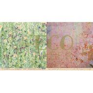Бумага цветущий луг, коллекция среди лугов