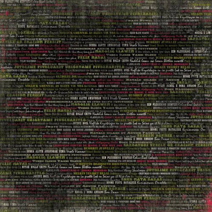 Бумага Diverse, коллекция JOYOUS для скрапбукинга