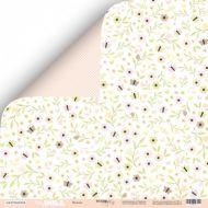 Бумага Flowers, коллекция Doll Baby