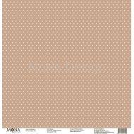 Бумага фундук, коллекция осень базовая