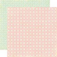 Бумага Grandma's Quilt, коллекция Life is Good