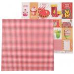 Бумага карточки, коллекция кулинарная книга