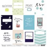 Бумага карточки, коллекция на чемоданах