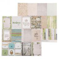 Бумага карточки, коллекция Naturals