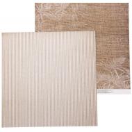 Бумага льняной платочек, коллекция RusticWedding