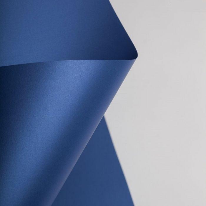 Бумага металлик синий А4 290 г/кв. м для скрапбукинга