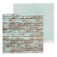 Бумага мятные досочки, коллекция Naturals