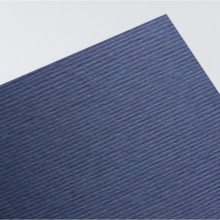 Бумага Неттуно тёмно-синий А4 280 г/кв. м для скрапбукинга