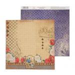 Бумага орнамент, коллекция в стране чудес