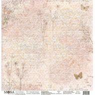 Бумага осенние письма, коллекция осенняя история