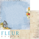 Бумага пение птиц, коллекция краски осени