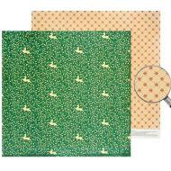 Бумага первый лист календаря, коллекция рождественское ретро