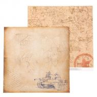 Бумага письма с фронта, коллекция Military