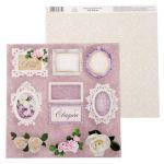 Бумага плашки, коллекция наша свадьба