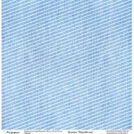 Бумага полоски, коллекция Джинсовое лето