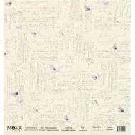 Бумага приглашение, коллекция свадебная история