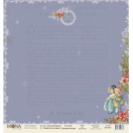 Бумага рождественские подарки, коллекция сказочное Рождество