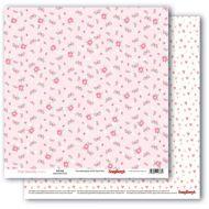 Бумага розовые лепестки, коллекция Наша кроха