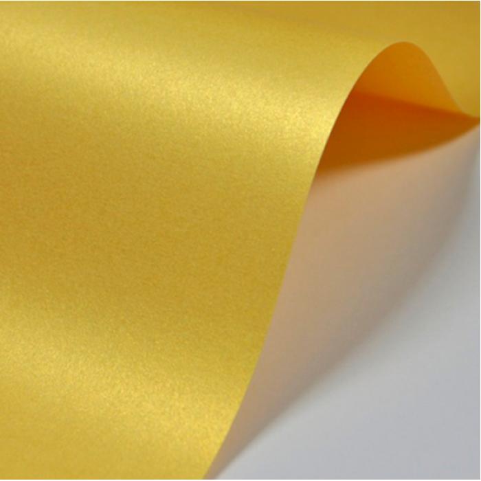 Бумага сияние золота А4 290 г/кв. м для скрапбукинга
