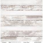 Бумага старые дощечки, коллекция Рустик