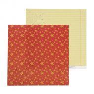 Бумага тетрадный лист, коллекция школа – это маленькая жизнь