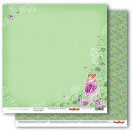 Бумага восхитительный сад, коллекция Навстречу грезам