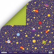 Бумага вселенная, коллекция Ticket to the Moon