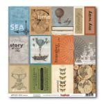 Бумага забытые чертежи, коллекция лавка древностей