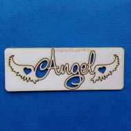 Чипборд Angel с крыльями