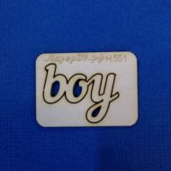 Чипборд boy 1