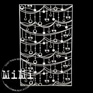 Чипборд гирлянда, коллекция фоны