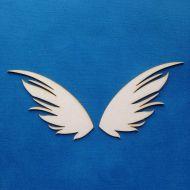 Чипборд крылья 4