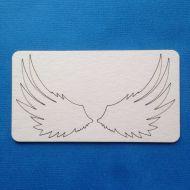Чипборд крылья 5