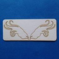 Чипборд крылья 6