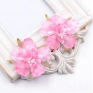 Цветы свадебные розовые