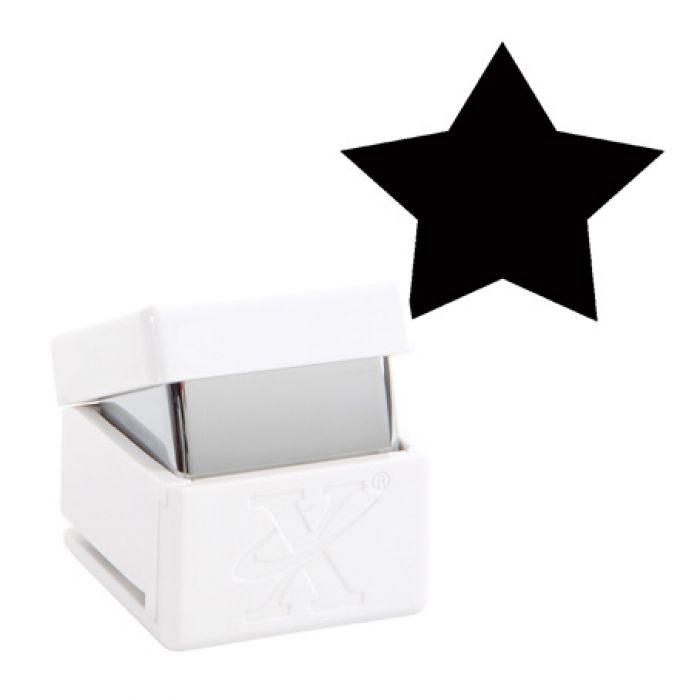 Дырокол фигурный звезда средняя для скрапбукинга