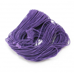 Эластичная резинка фиолетовая 1 мм