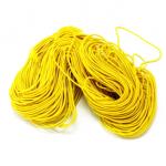 Эластичная резинка жёлтая 1 мм