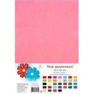 Фетр розовый средний 2 мм
