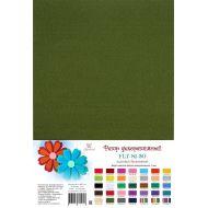 Фетр зелёный болотный 1 мм